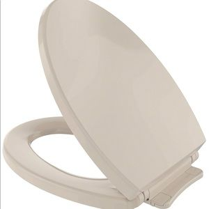TOTO SoftClose Elongated Toilet Seat